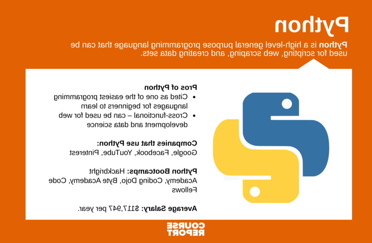 Best language for web scraping
