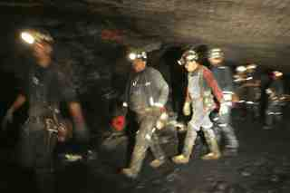 Can you work in the mines with no experience?