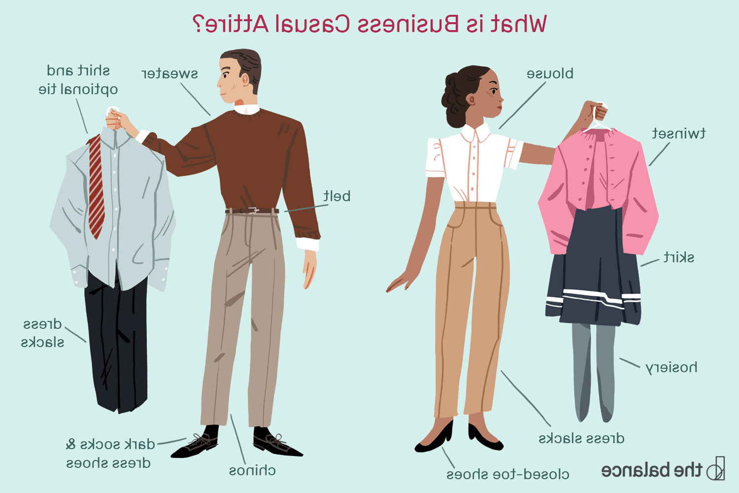 Do and don'ts of dress code?