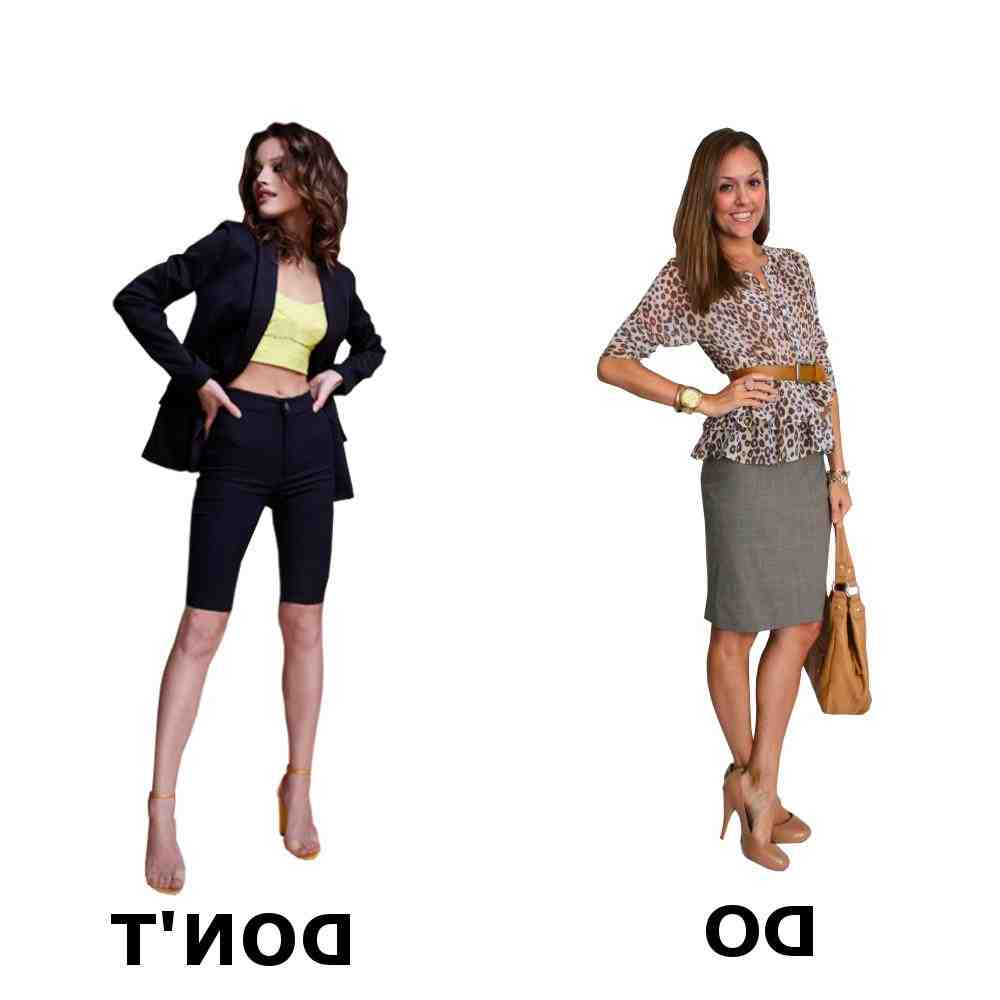 Do and don'ts of dressing business casual?