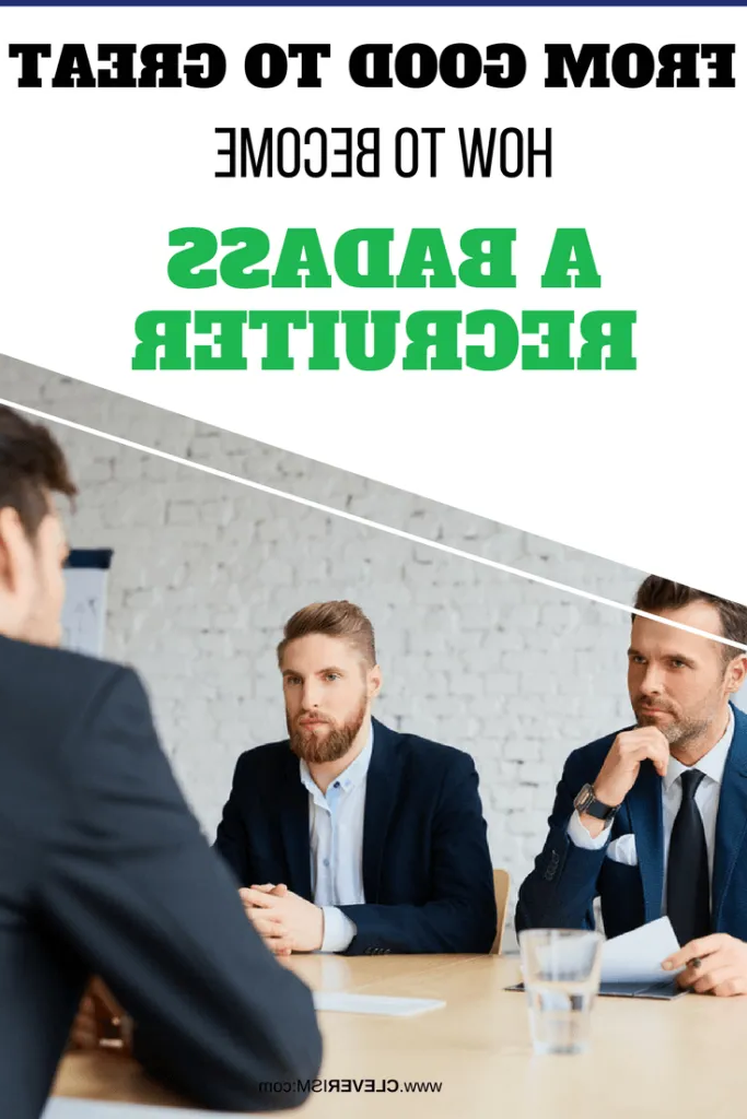 How do I become an IT recruiter?