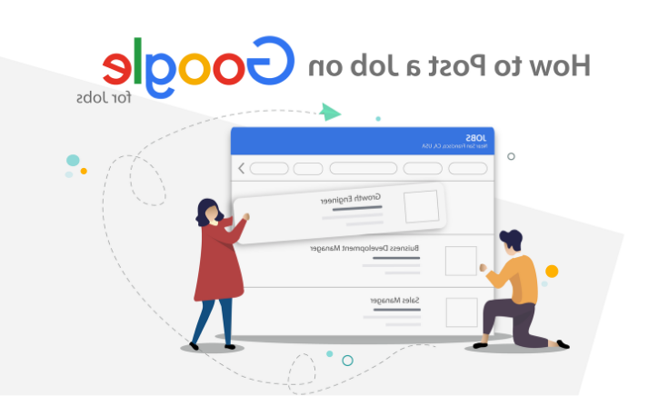 How do you get listed on Google jobs?