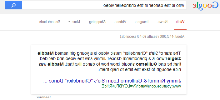 How does Google semantic search work?