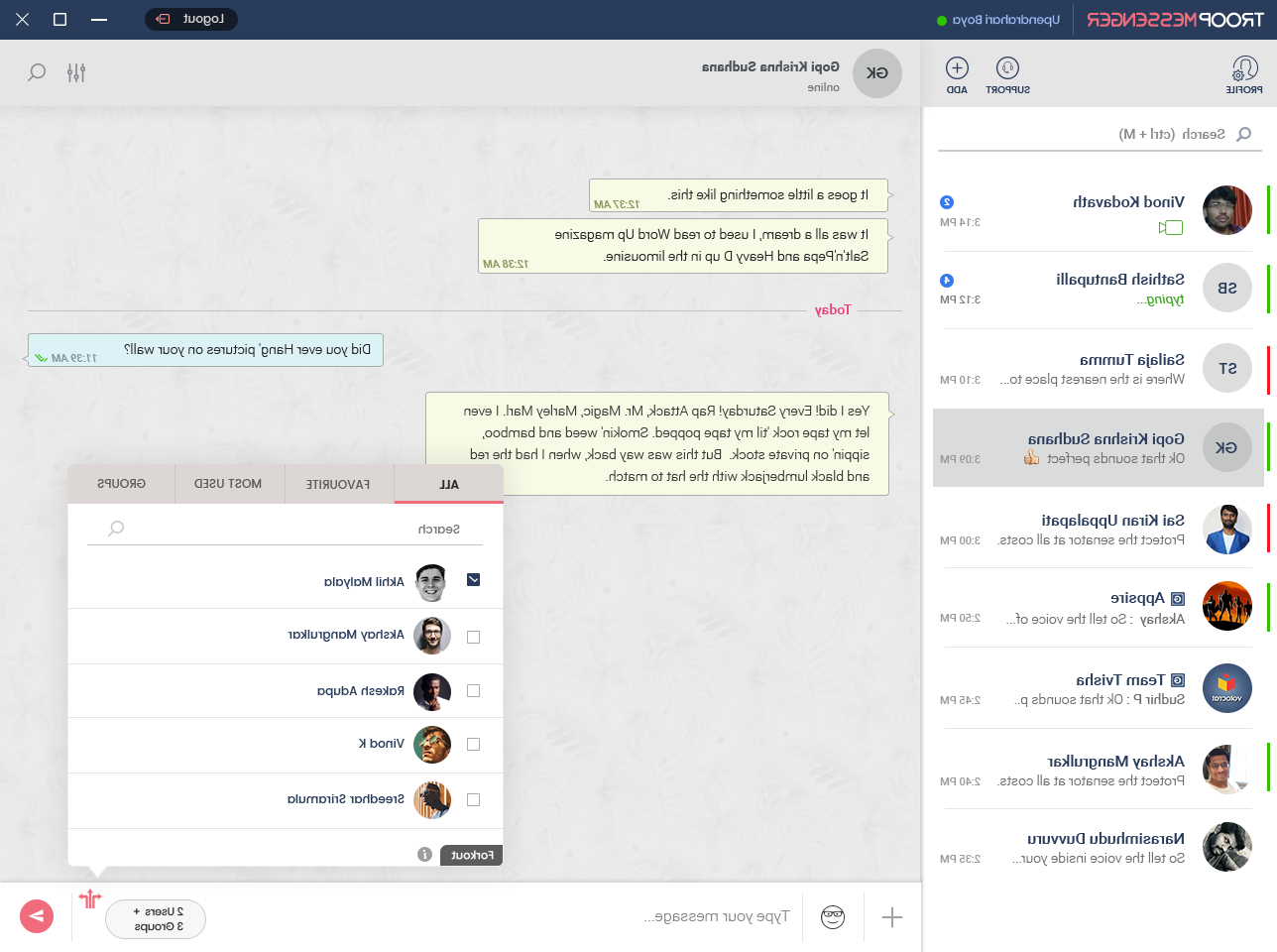 Is Mattermost owned by slack?