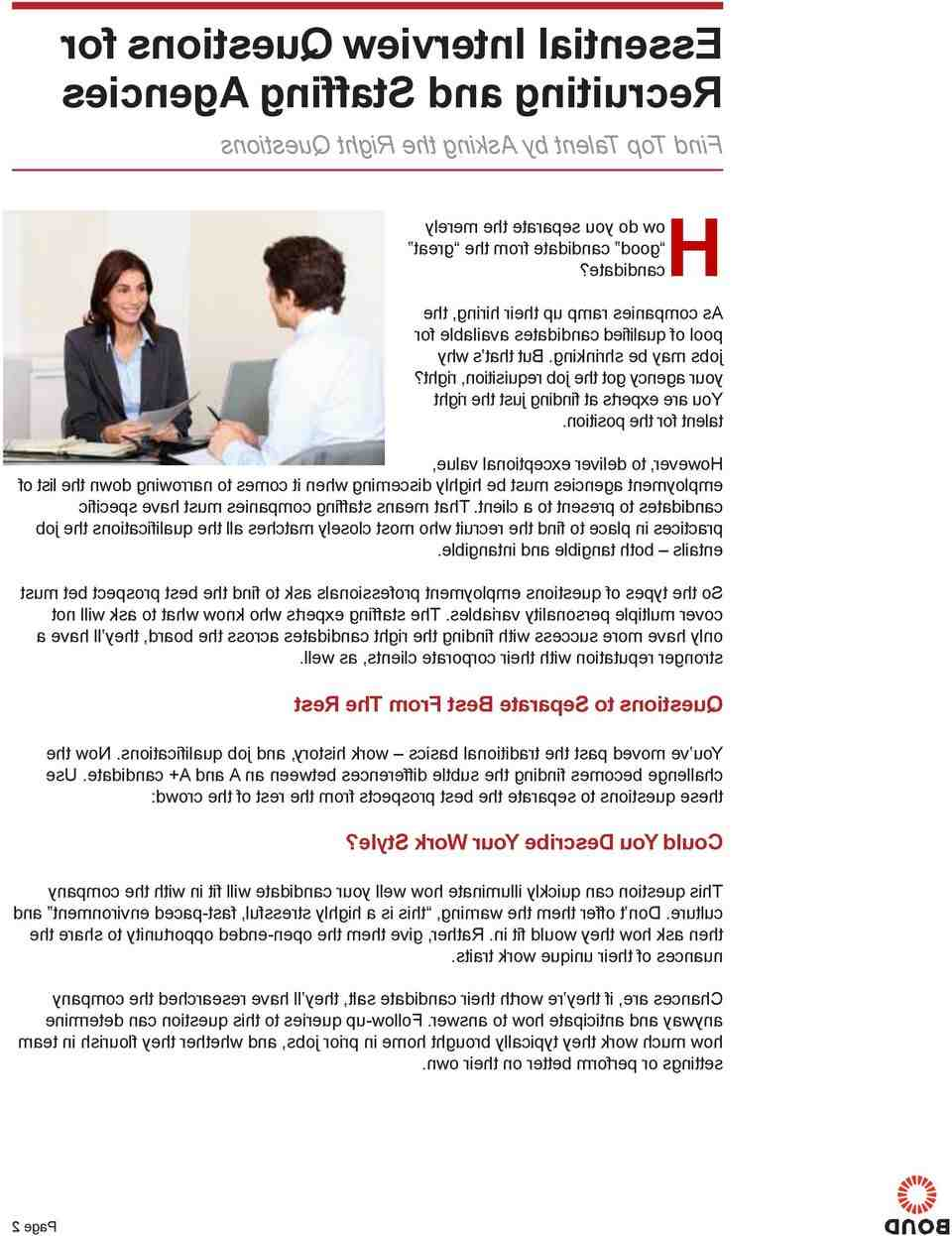 What are the disadvantages of using a recruitment agency?