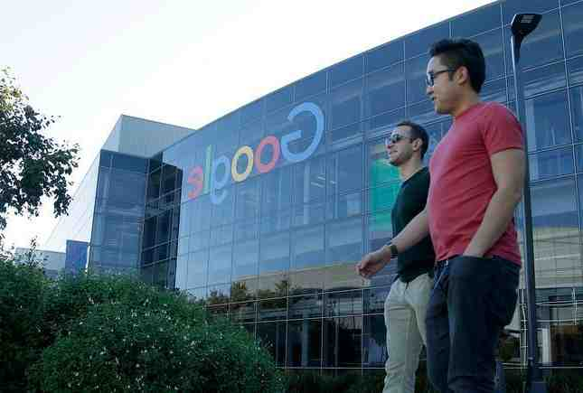 What are the salary levels at Google?