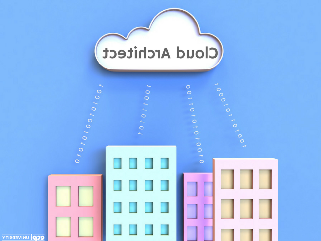 What does a cloud architect do?