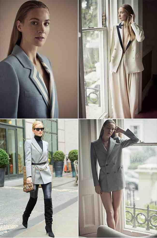 What does power dressing mean?
