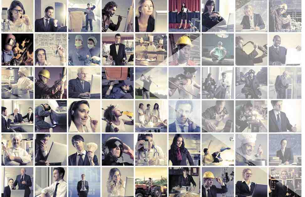 What jobs will exist in 2050?