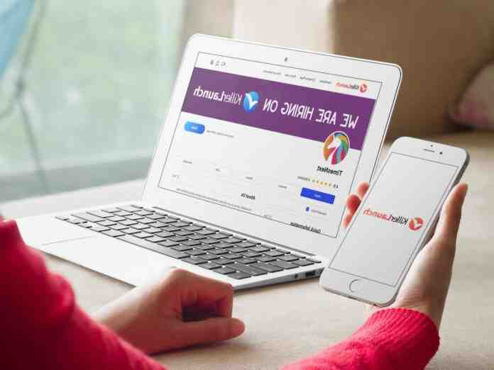 Which job app is best in India?