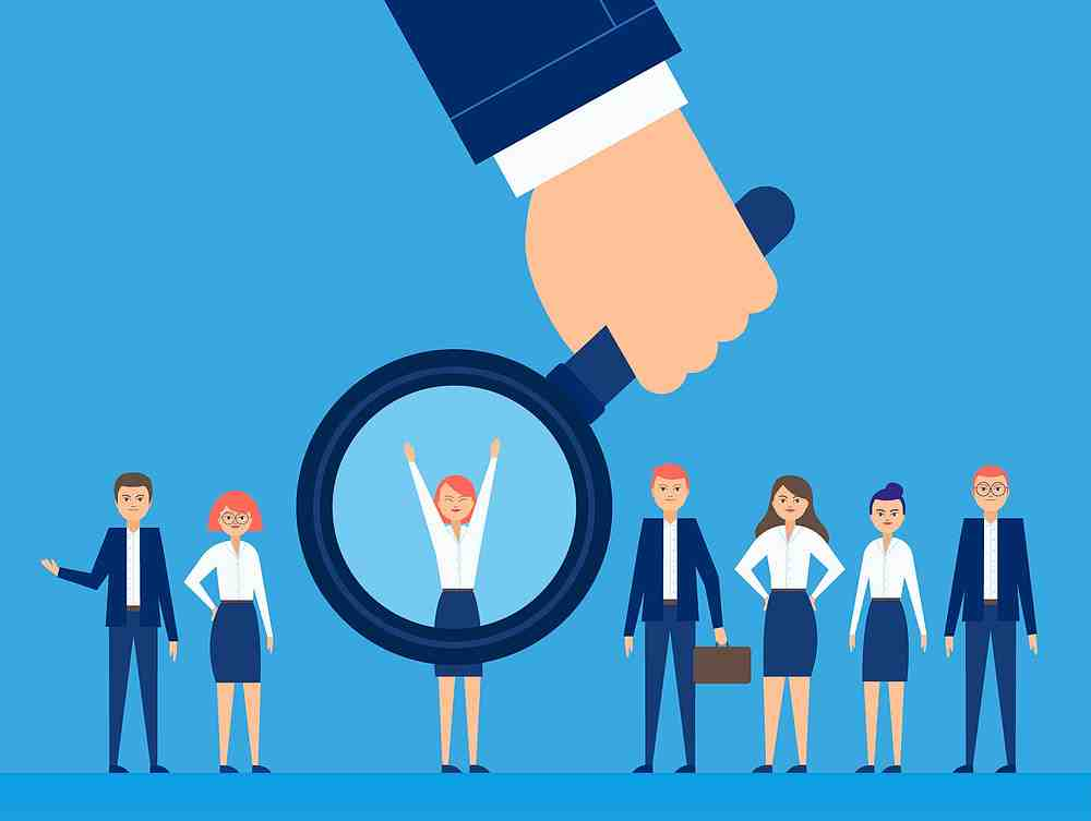 Who is the largest recruitment company in the UK?