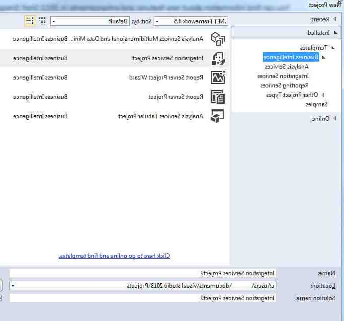 How do I add business intelligence to Visual Studio?
