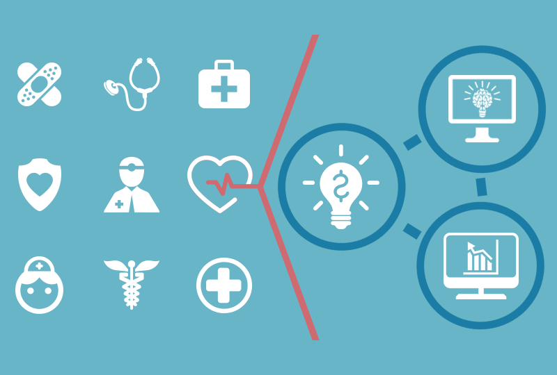What does Business Intelligence mean in health care?