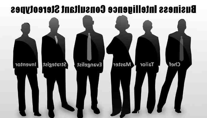 What is a business intelligence consultant do?