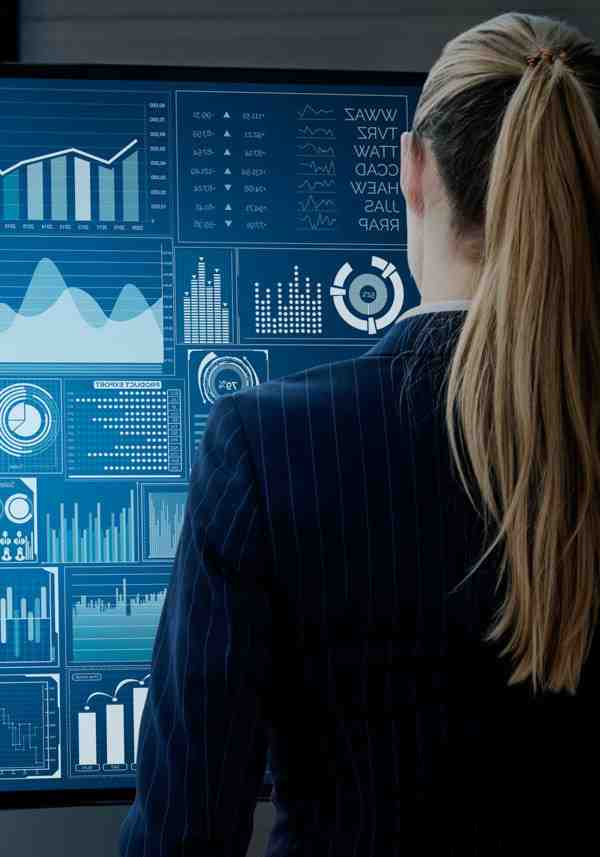 What is a business intelligence solution?