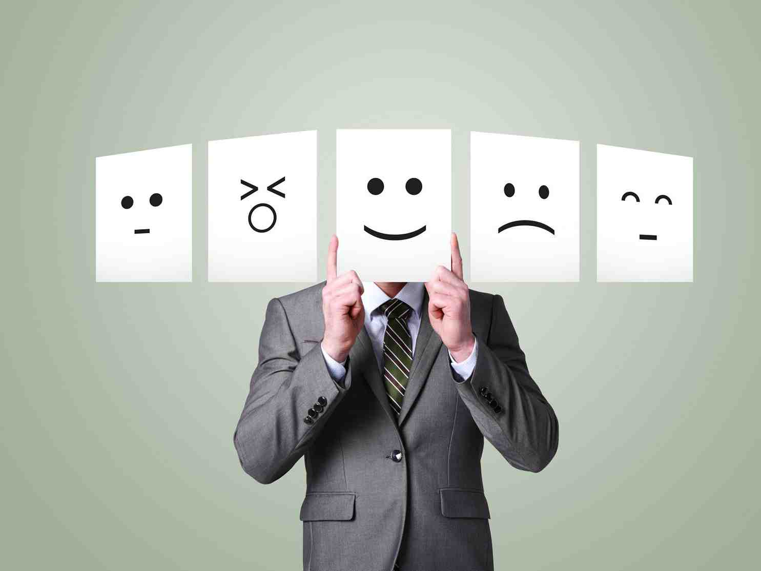 What is emotional intelligence in business communication