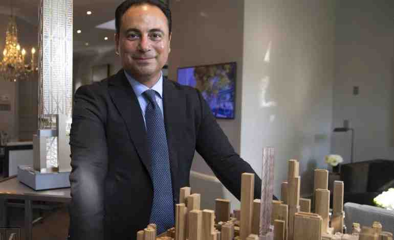 Are real estate developers rich?