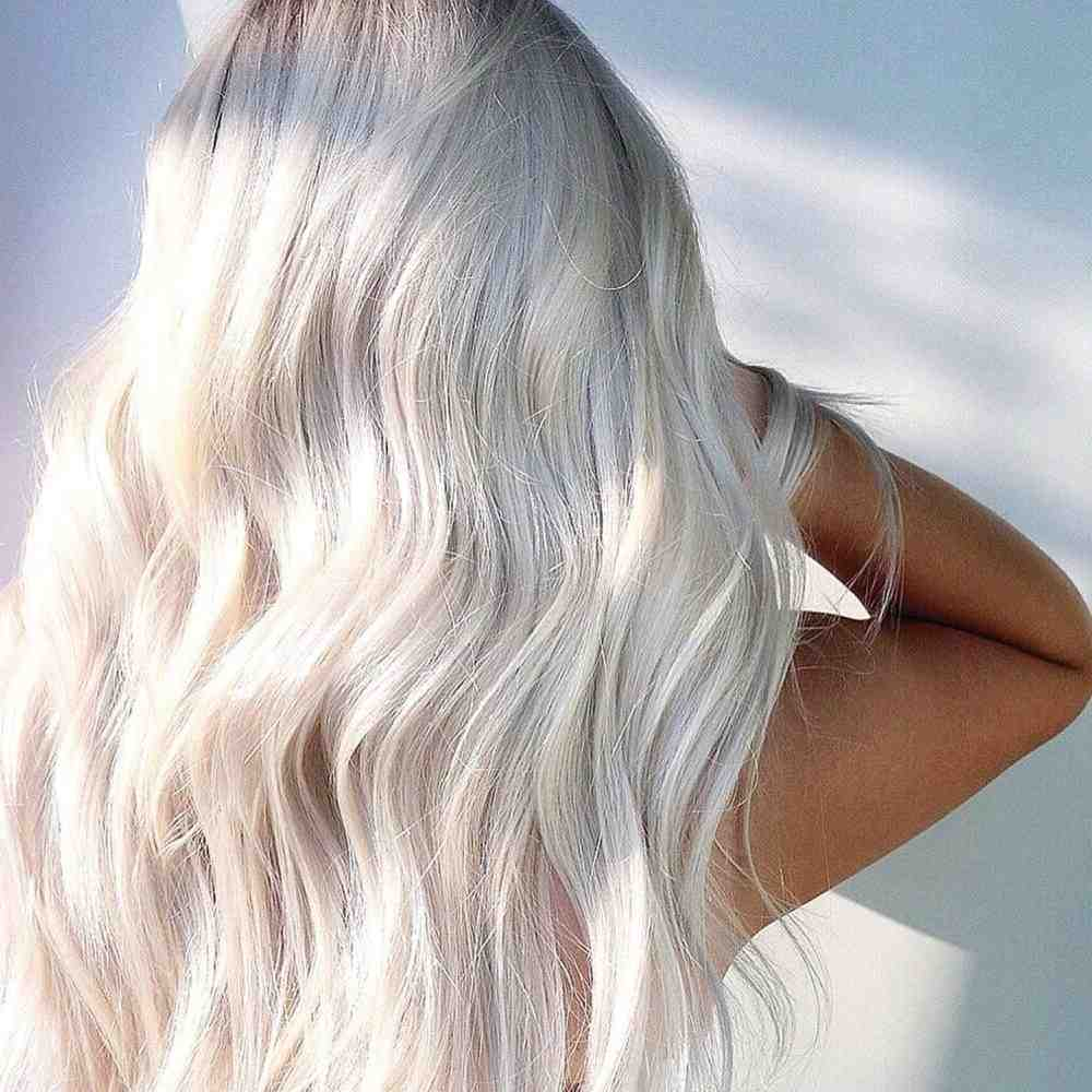 Can I use just developer to lighten my hair?