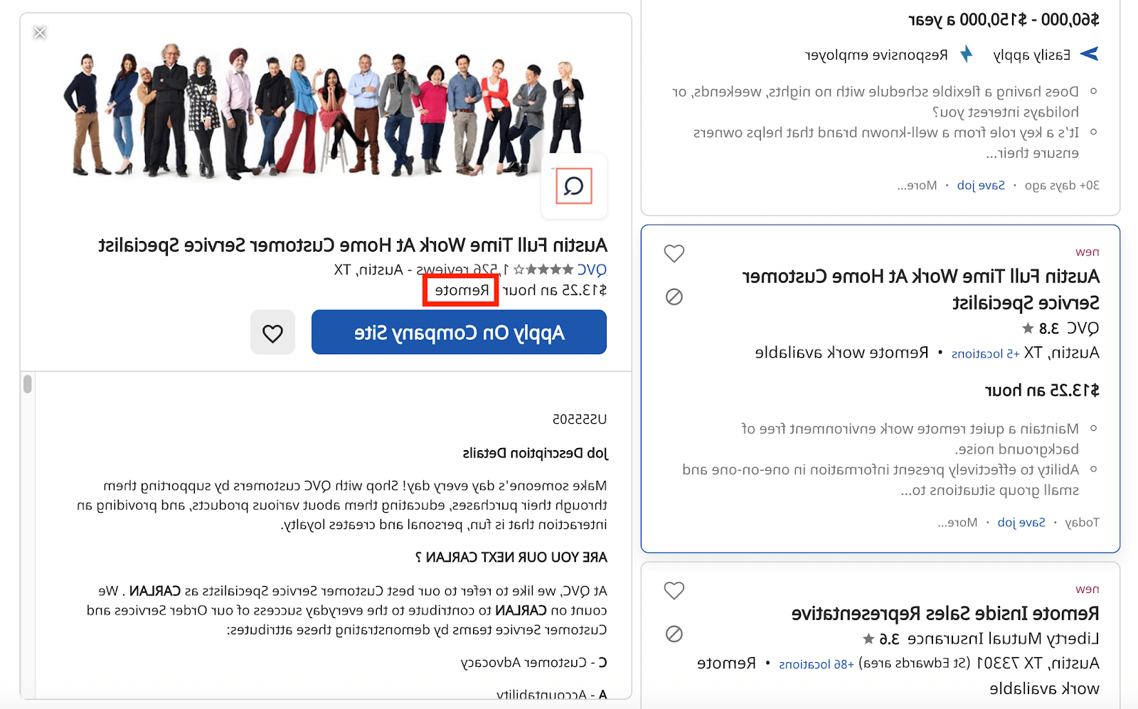 Can you get scammed on Indeed?