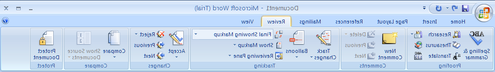 How do I insert a tick box in Word 2007?