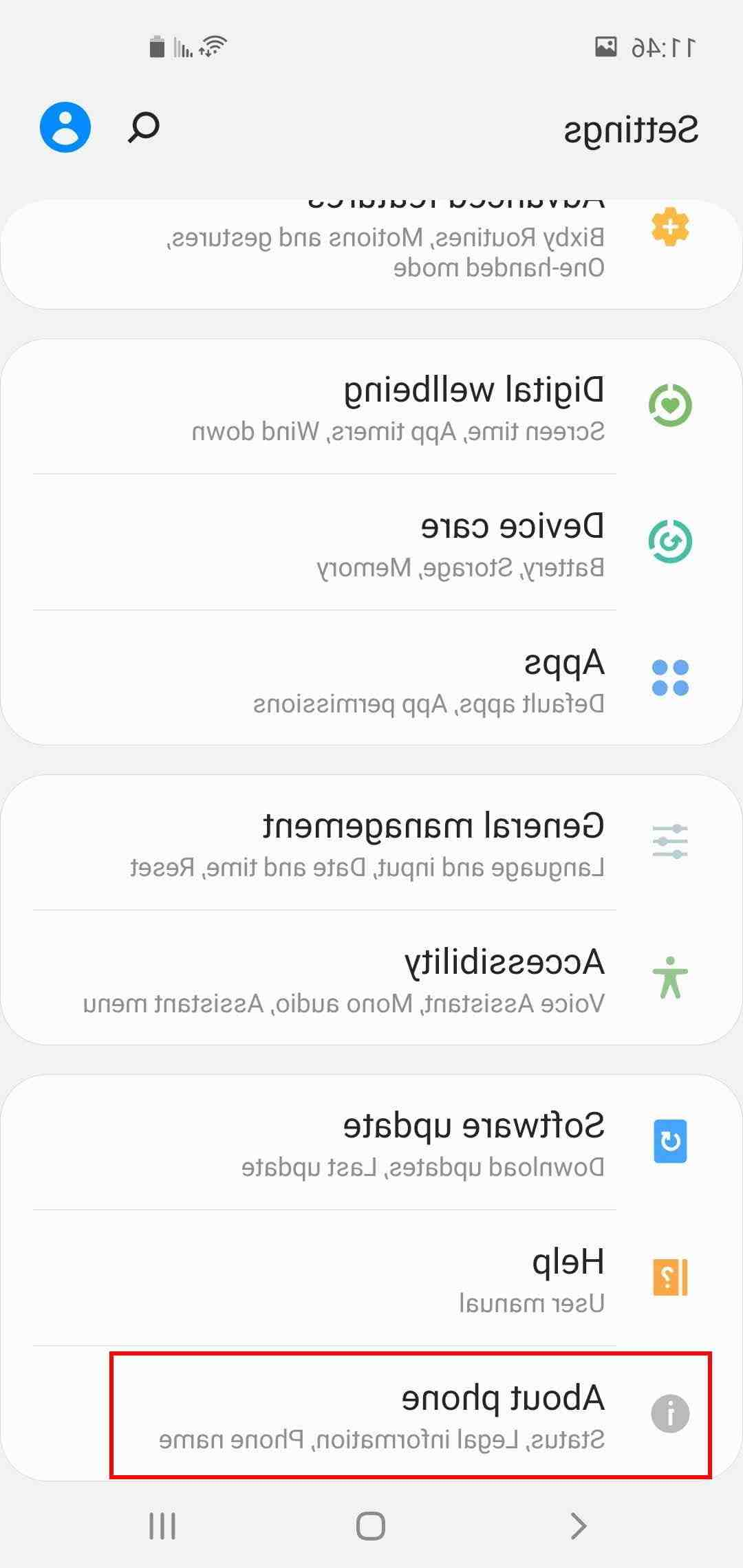 How do I open Developer options in Android 11?