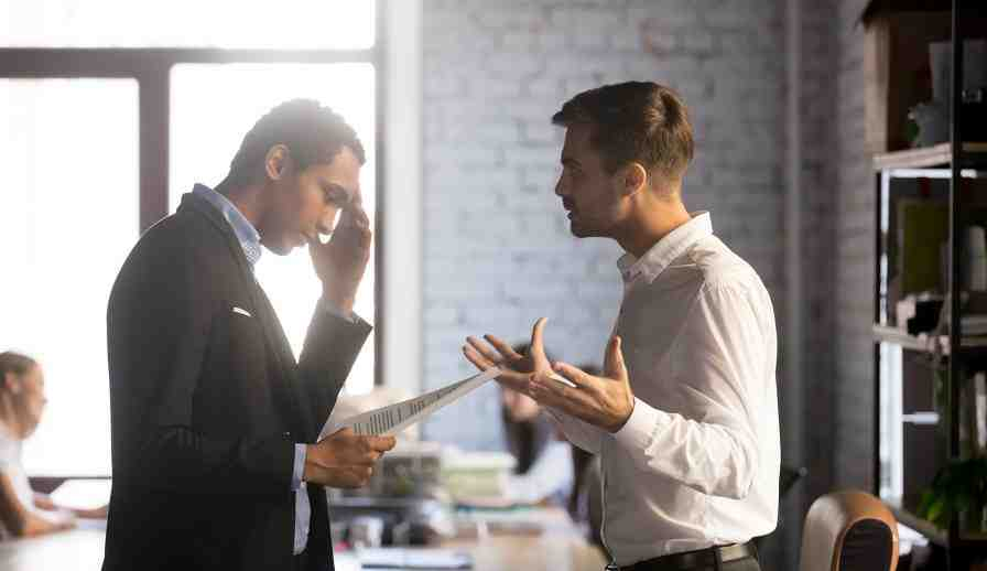 How do you handle conflict interview questions?