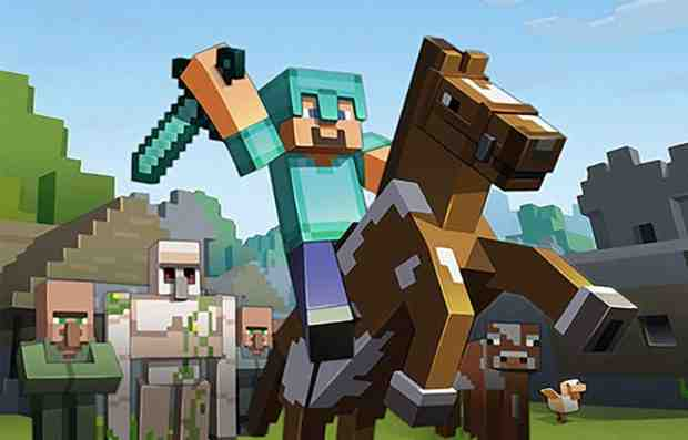 How old is the developer of Minecraft?