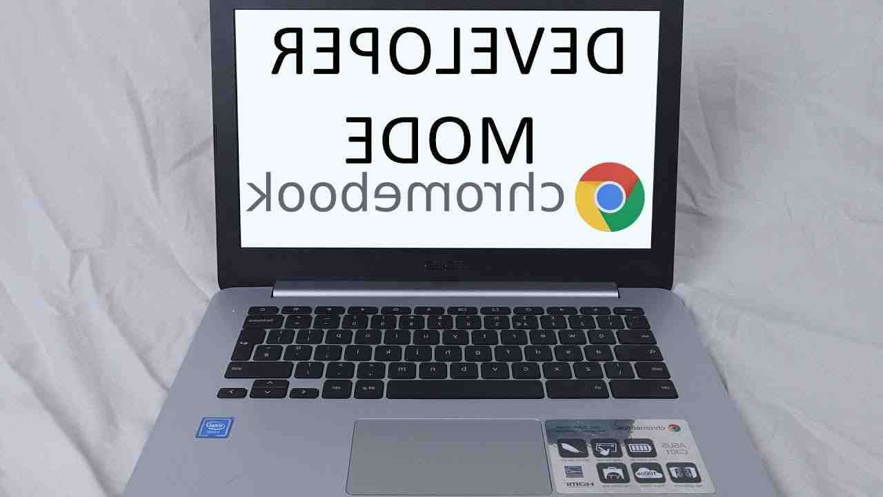 What can you do in developer mode on Chromebook?