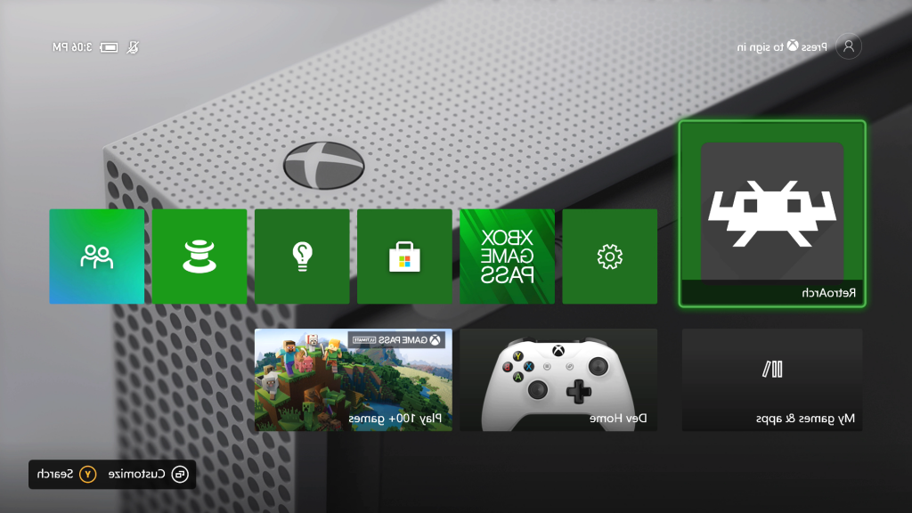 What does developer mode do on Xbox one?
