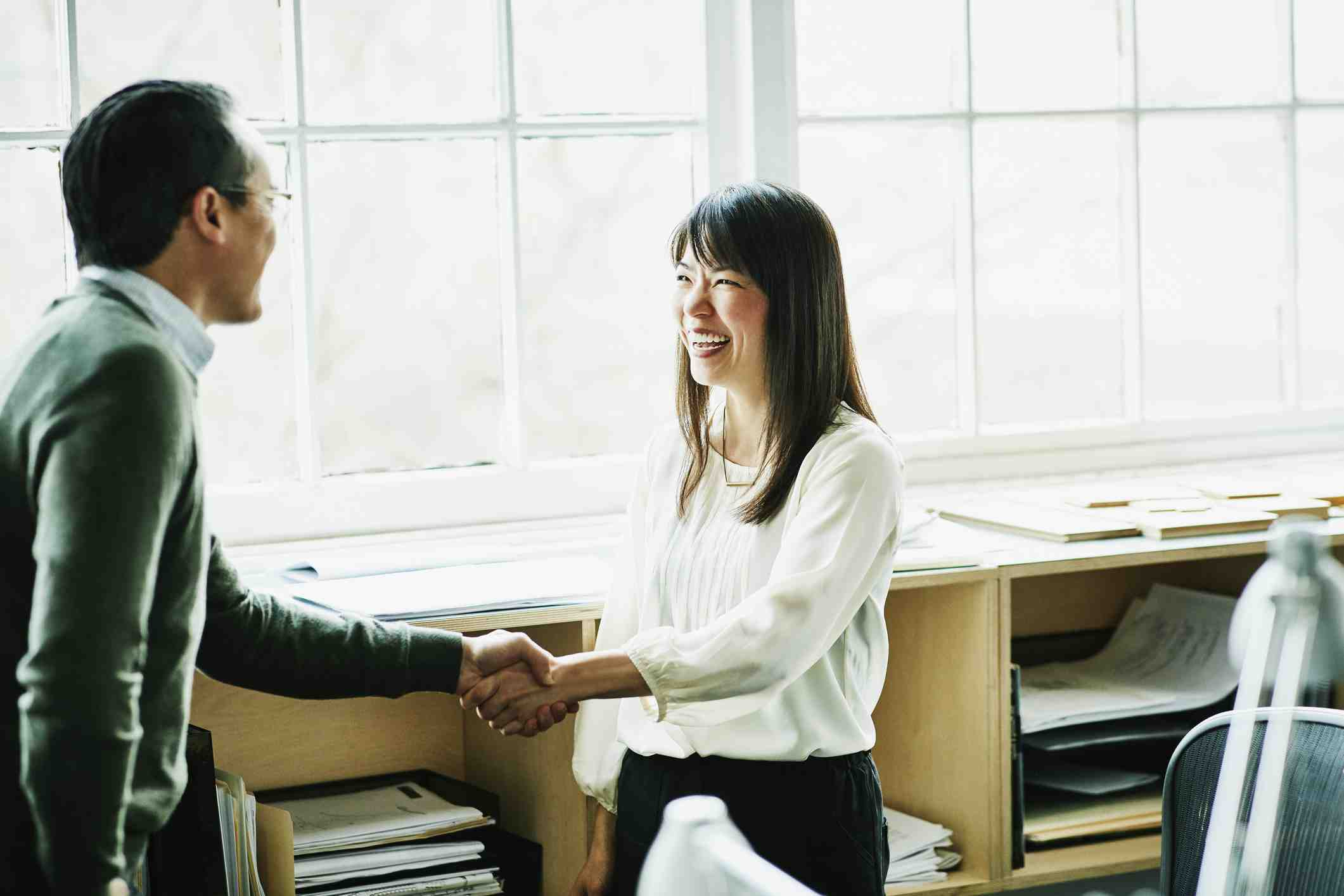 What is a good question to ask at the end of an interview?
