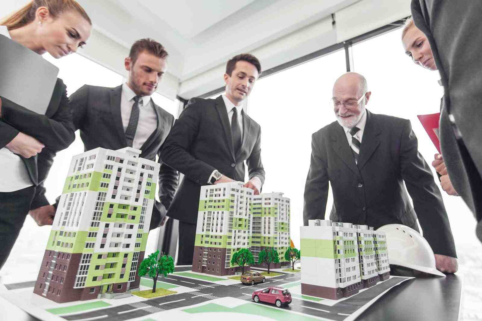 What is a real estate developer