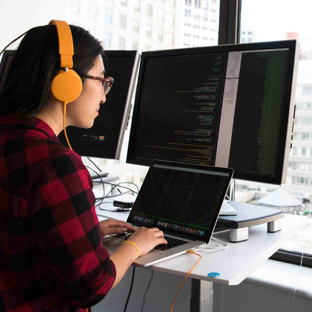 What is the demand for web developers?