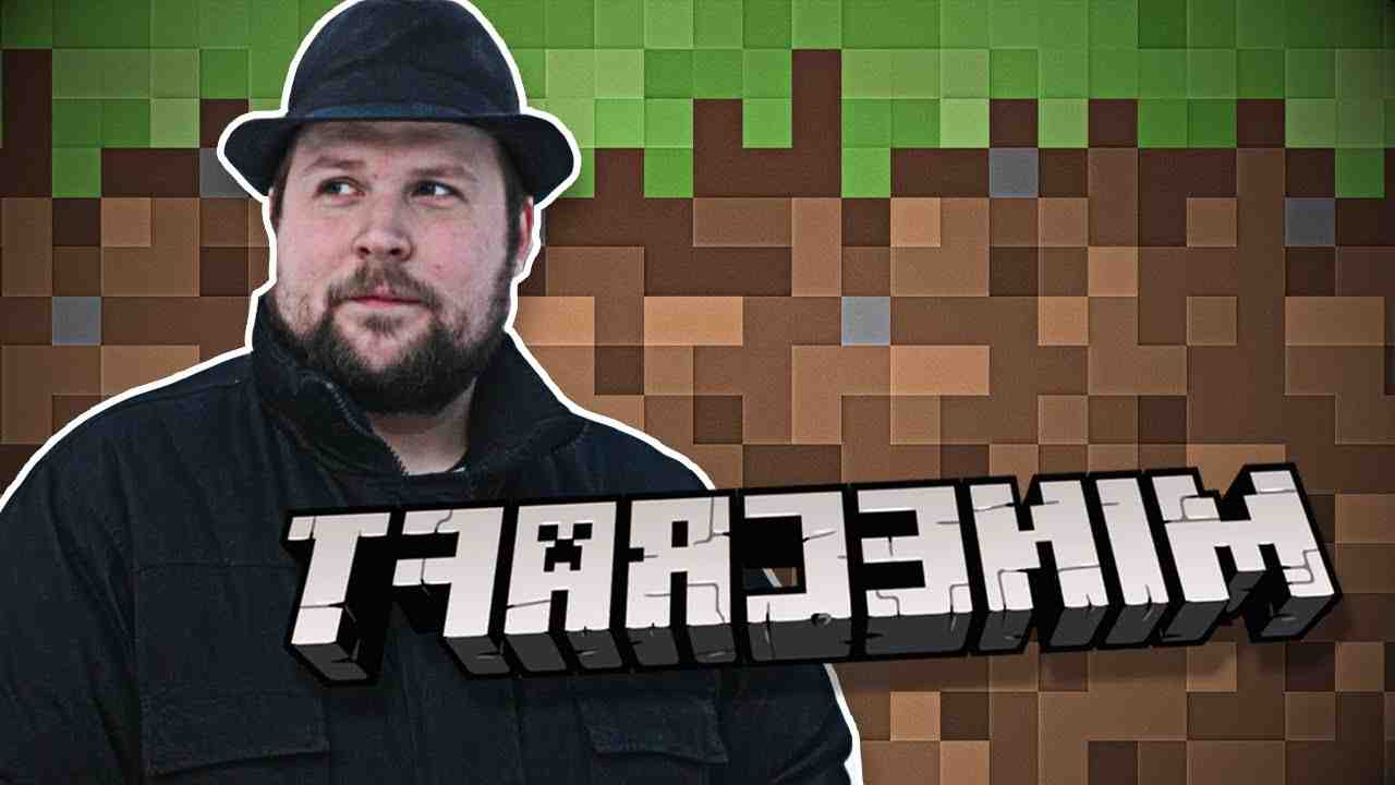 Who is the developer of Minecraft real name?