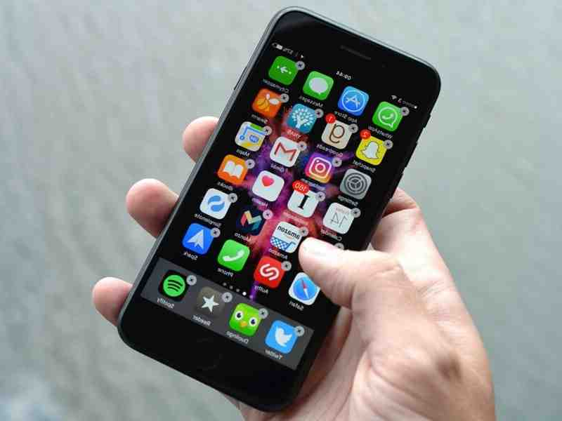 Why can't I trust an app on my iPhone?