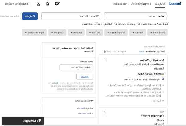 Can you upload a PDF resume to Indeed?