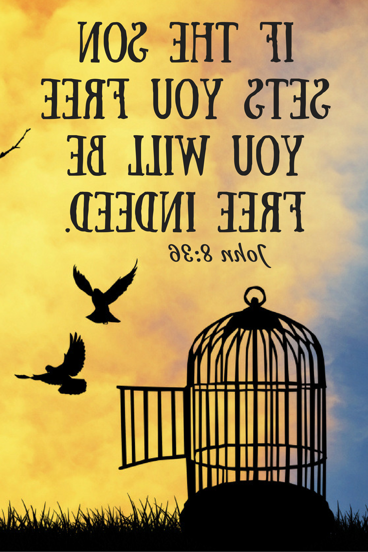 What is the meaning of you shall know the truth and the truth shall set you free?